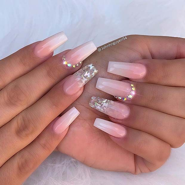 Nail Designs with Dutterflies