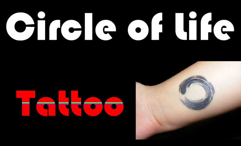 11 Beautiful Circle of Life Tattoo Designs To Try