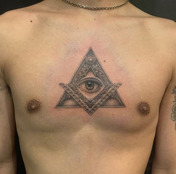 110 Picked Freemason Tattoo Designs For You