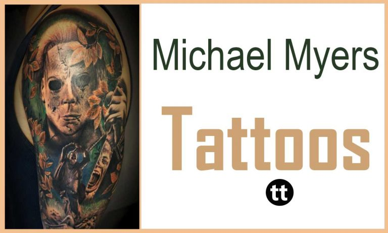 42 Unique Ideas of Michael Myers Tattoo Designs