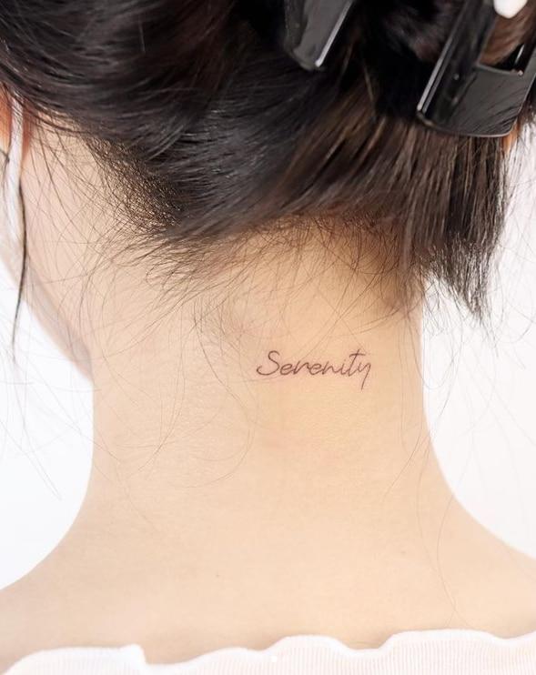 73 Meaningful Serenity Prayer Tattoo Ideas