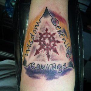Serenity Tattoo Status