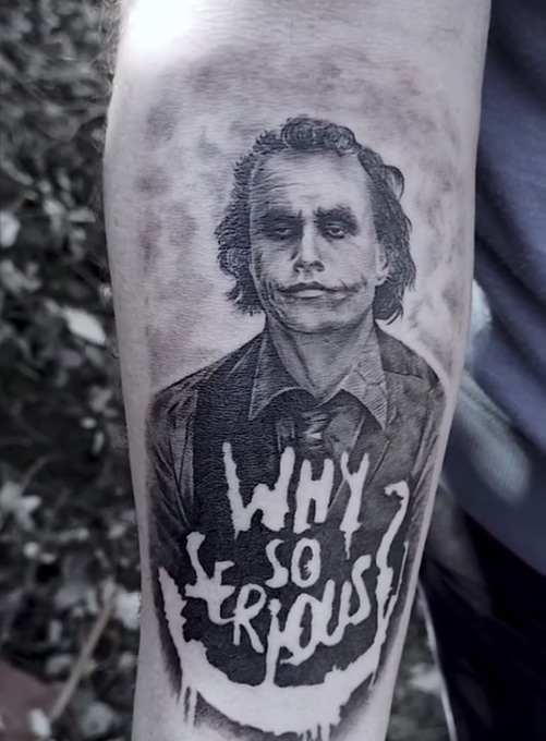 Why Serious Tattoo Scratch