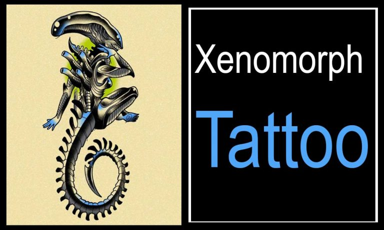 30 Awesome Xenomorph Tattoo Ideas