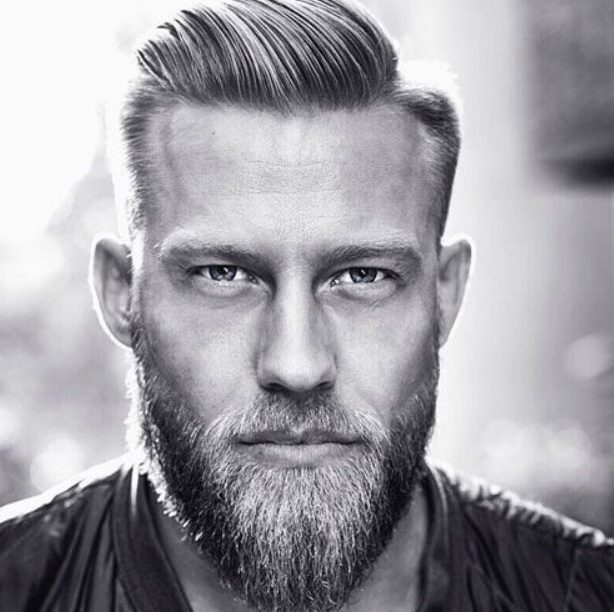 16 Different Ducktail Beard Style & How to Get